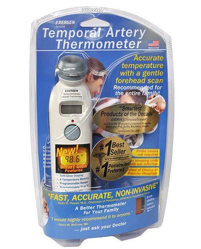 Exergen Smart Glow Temporal Scanner