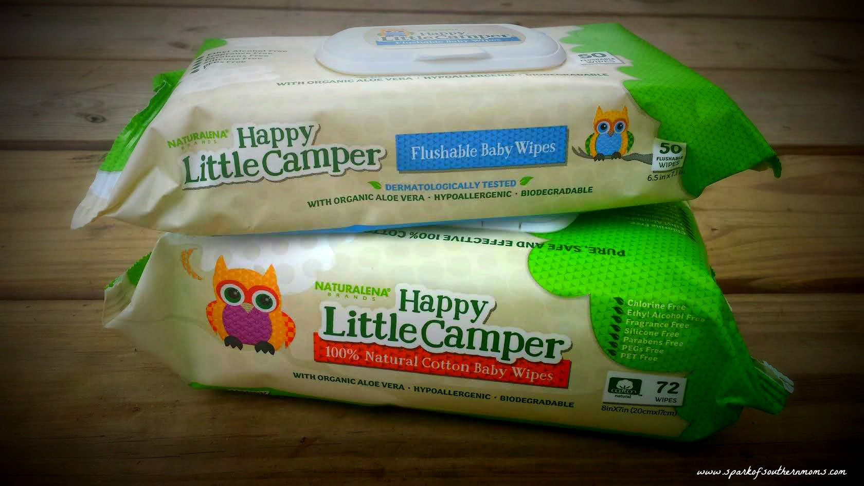 Make Babies Happy With Happy Little Camper Wipes - Spark ...