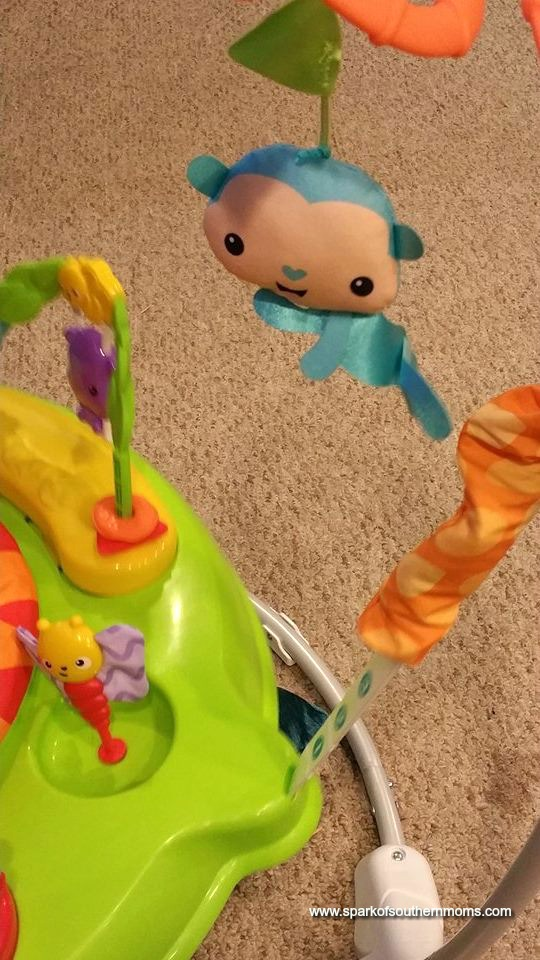 Roarin' Rainforest Jumperoo For Lily