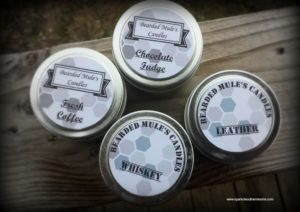 2017 Mother's Day Gift Guide: Bearded Mules Candles