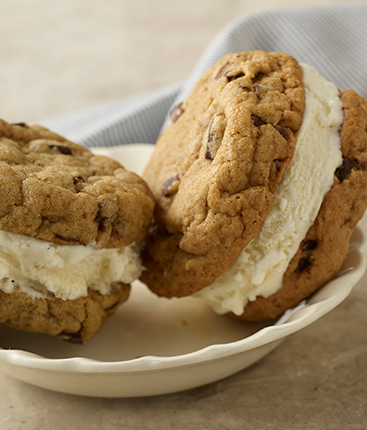 Independence Day with Krusteaz! Ice Cream Cookies
