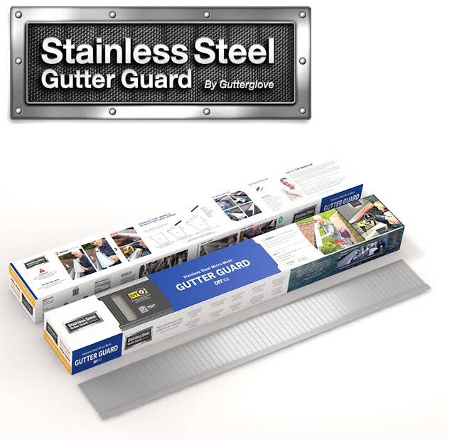 Stainless Steel Gutter Guards